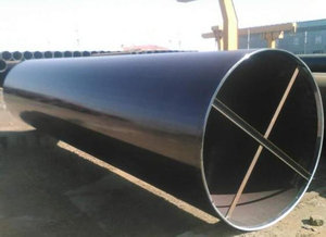 ASTM A53 LSAW steel pipe