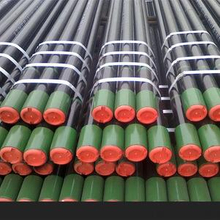 Oil Casing Pipe API 5CT Spec / N80,J55,K55 Steel OCTG Casing in Oil And Gas / Oil Field Casing Pipe