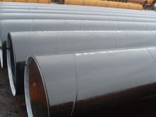 API PSL1/PSL2 SSAW WATER TRANSPORTATION PIPE LINE / SPIRAL WELDED STEEL PIPE