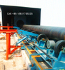 HDPE One-step Polyurethane Insulation Pipe Production Line