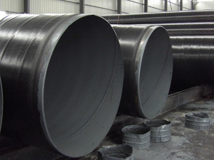 3lpe/2PE Coating API 5L LSAW/ERW Steel Pipe