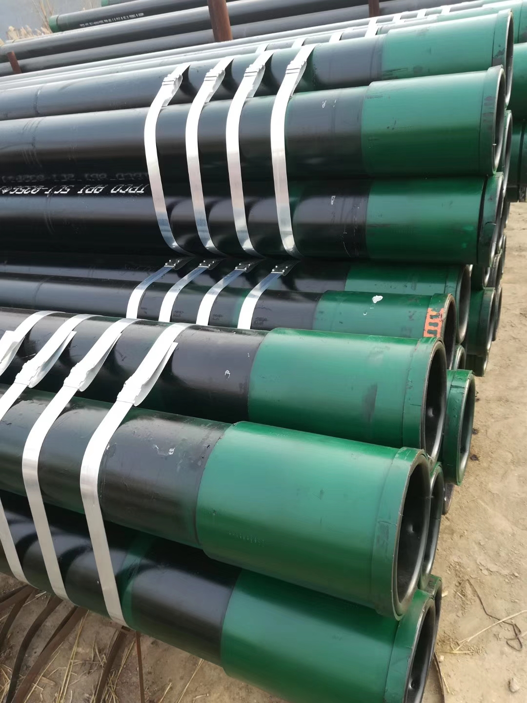 Slotted Pipe& Screen Pipe