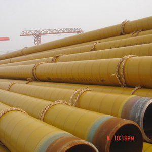 3LPP Anti-corrosion coated steel pipes