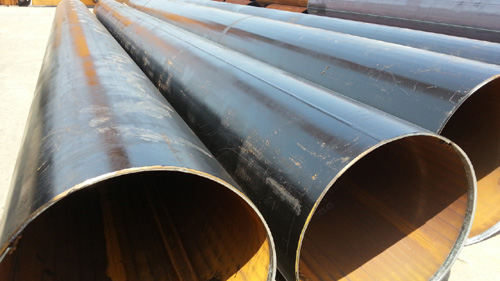 "LSAW STEEL PIPE API 5L X42 PSL1 30""X0.375"" 12M LENGTH"